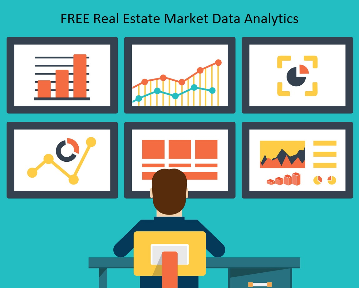 Free Real Estate Market Data Analytics Report
