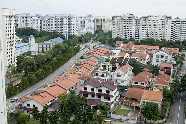 Singapore residential real estate 3