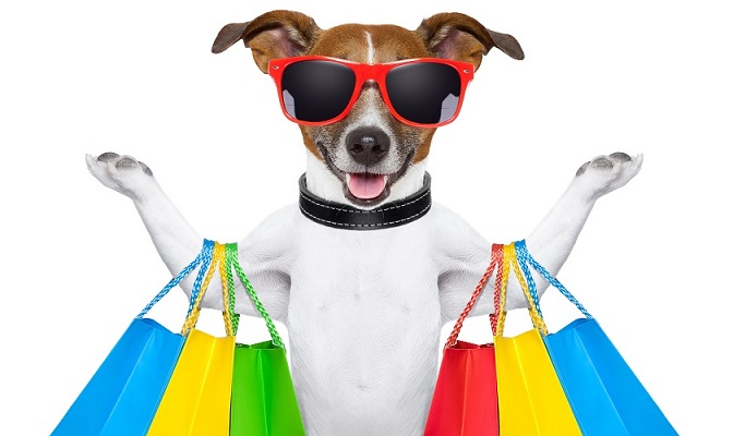 Shopping-Dog-mortgage and loan brokering 2